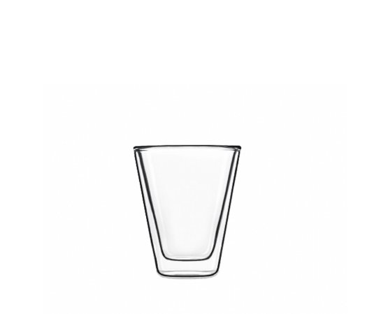 Set 2 Xícaras Caffeino 85ml - Luigi Bormioli