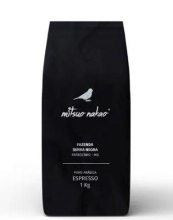 Café em Grãos Mitsuo Nakao - 1kg