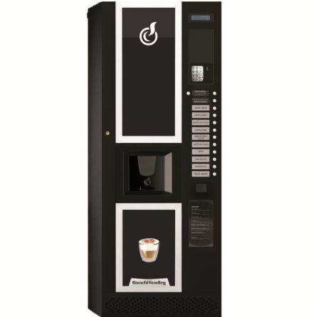 Cafeteira Automática Bianchi Lei 400 E4S Espresso