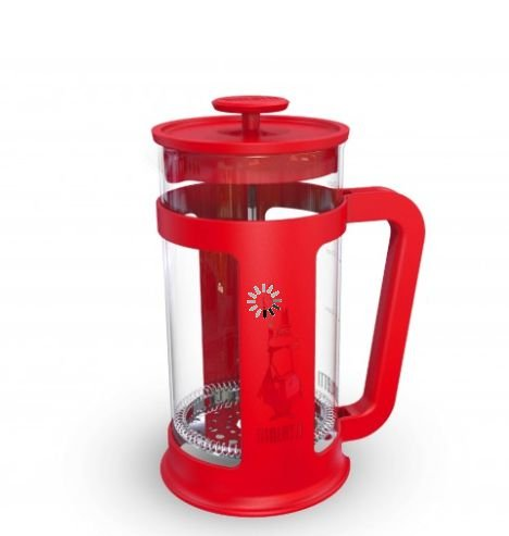Cafeteira French Press Smart - Vermelha - 1 Litro