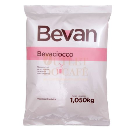 Chocolate Bevaciocco - Bevan - 1,050kg