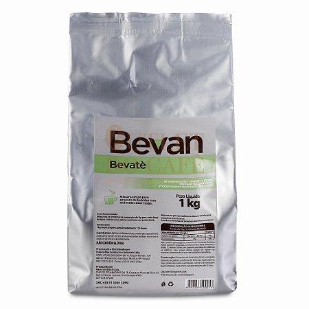 Chá de Limão em Pó Solúvel Bevatè - Bevan - 1kg
