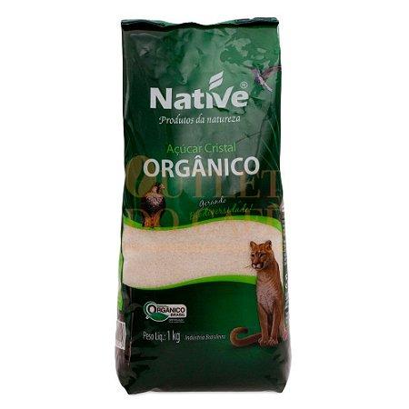 Açúcar Demerara Orgânico Native - 1kg