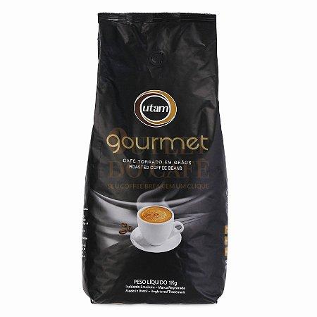 Café em Grãos Utam Gourmet 1kg