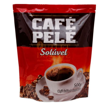 Café Pelé Solúvel 500g