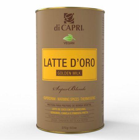 LATTE D'ORO Golden Milk VEGAN DiCapri - Lata - 200g