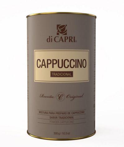 Cappuccino Tradicional DiCapri - Lata 300g