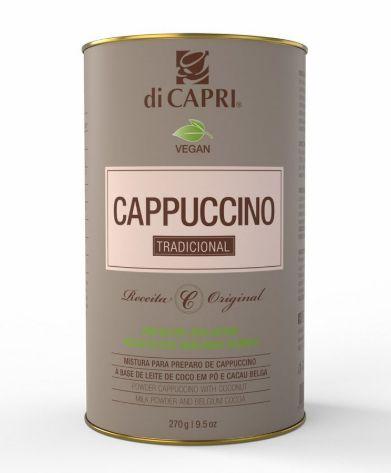 Cappuccino VEGAN DiCapri - Lata 270g