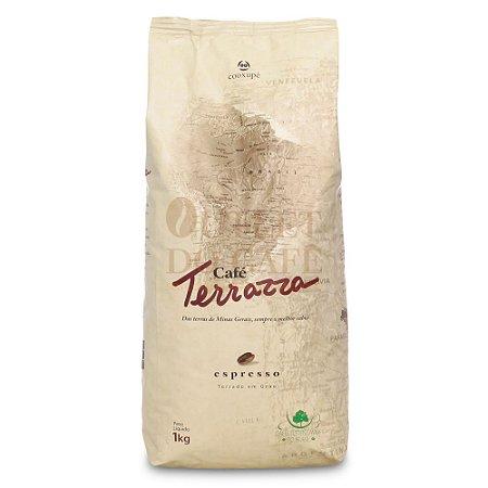Café em Grãos Terraza Cooxupé - 1kg
