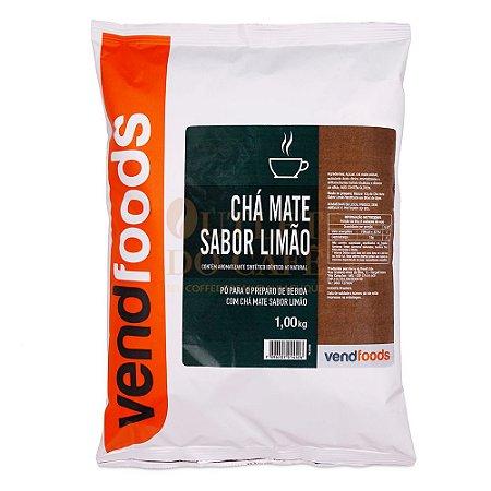 Chá Mate sabor Limão Vendfoods - 1kg