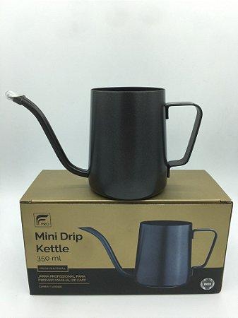 Mini Drip Chaleira FPRO - Teflon Preto - 350ml