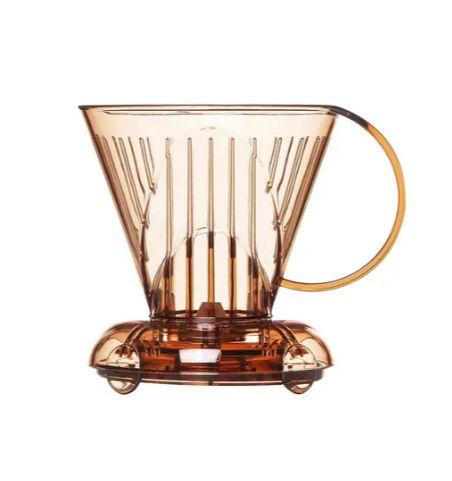 Clever Suporte para Filtrar Café 300 ml - c/ Filtro branco 100 unid.