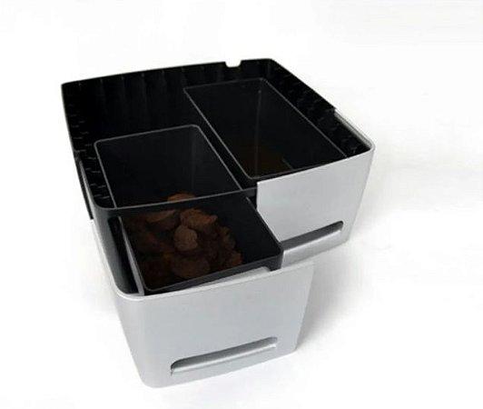 Gaveta para 50 Borras p/ Cafeteira Automática GAGGIA Syncrony Logic