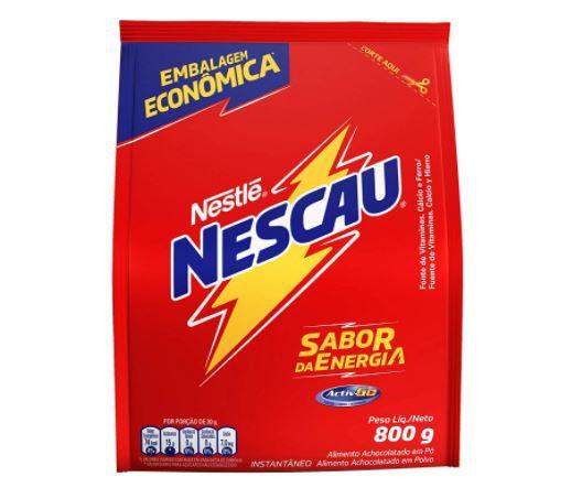 Achocolatado em Pó Nescau 2.0 Nestlé - 800g