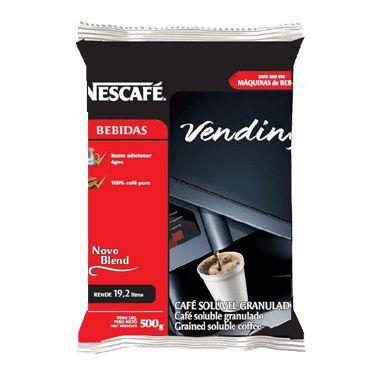 Café Solúvel NESCAFÉ® Vending Nestlé - 500g