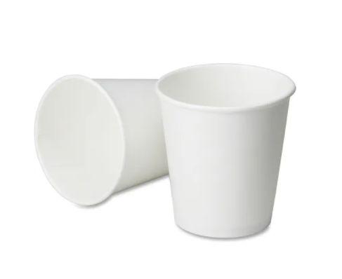 Copo branco de papel 180ml - Caixa c/ 1.000 unid.