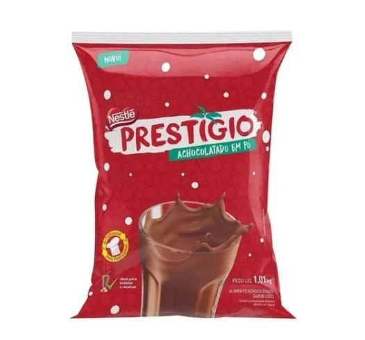 Achocolatado em Pó Prestigio Nestlé - 1,010Kg