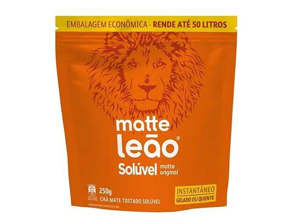 Chá Mate Natural Solúvel Matte Leão - 250g