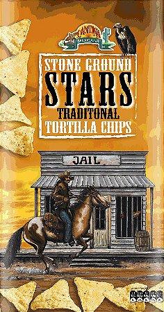 Chips de Tortilha Mexicana sabor Natural