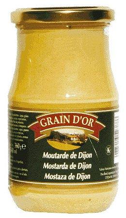 Mostarda de Dijon Original Grain D'Or