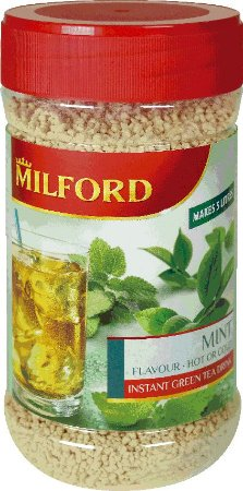 Chá Granulado Instantâneo de Menta Milford