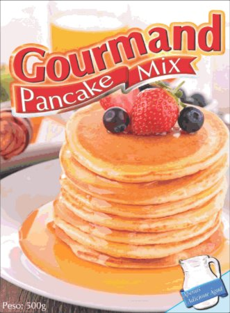 Mistura para Panqueca Gourmand Pancake Mix
