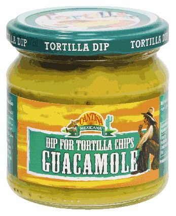 Molho de Guacamole Cantina Mexicana