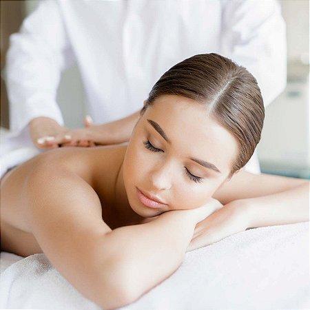 10 sessões de massagem 55 minutos