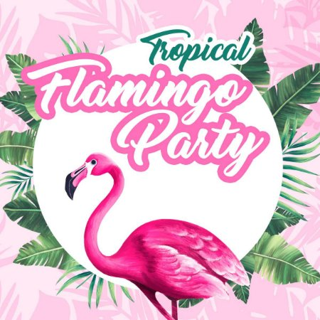 Tropical Flamingo Party