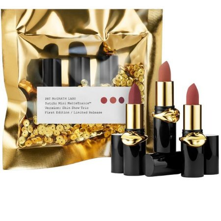 Mini MatteTrance Lipstick Trio Skin Show