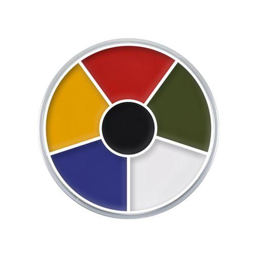 Supracolor circle multi color