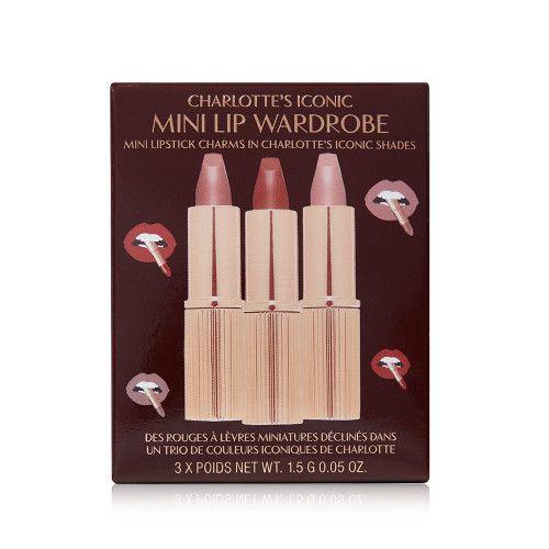 Iconic mini lipstick Wardrobe Charlotte