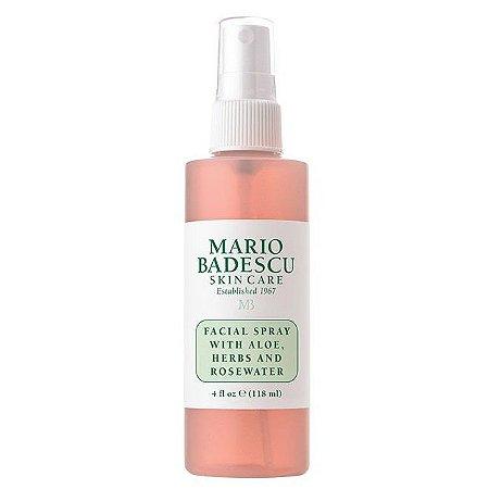 Spray Mario Badescu - Aloe, herbs e rosewater