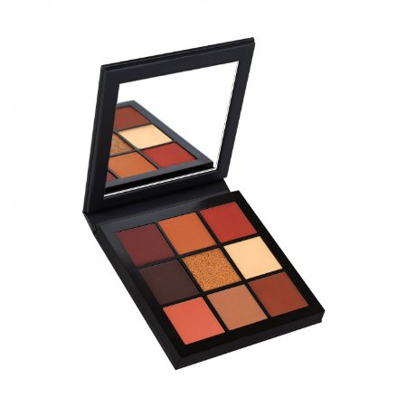 Warm Brown Obsessions Palette