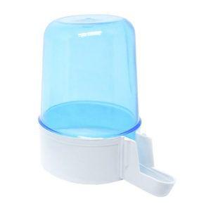 Bebedouro Azul   300ml - Gaiolas Malha Fina