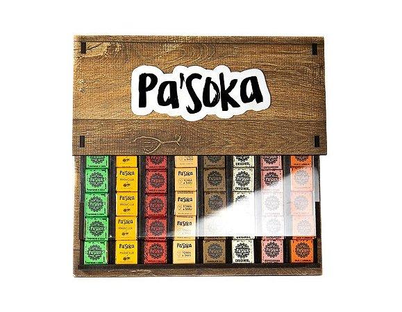 Expositor de Produtos Cascatinha - Pasoka