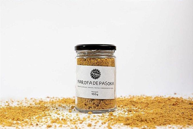Farofinha de Paçoca Original 455 g - Pasoka