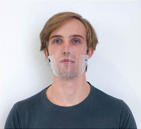 Máscara Facial Reutilizável - Kit 4 unidades