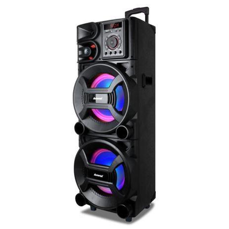 Caixa Amplificada Amvox Aca 1005 Titan - 1000W Rms Potente