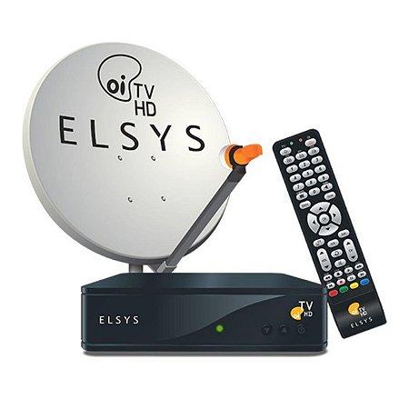 Kit Oi Tv Hd Livre Completa-Elsys