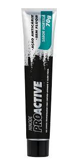 Gel Dental Carvão Ativado+Aloe Vera Proative 70G-Hinode