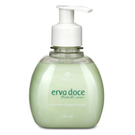Sabonete Facial Erva Doce 250ml-Hinode