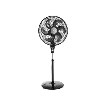 Ventilador Coluna 40cm Delfos TS+ Preto/Grafite-Mallory