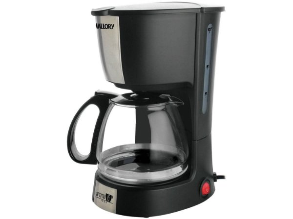 Cafeteira Elétrica Aroma 16 inox 220V 6-Mallory