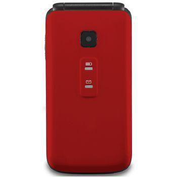 Celular Flip Vita P9021 Vermelho-Multilaser