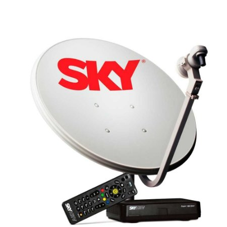 Kit Sky Confort HD 60 cm-SKY
