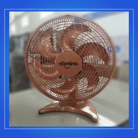 Ventilador Mesa 50 cm Neo 200W Bronze-Dômina