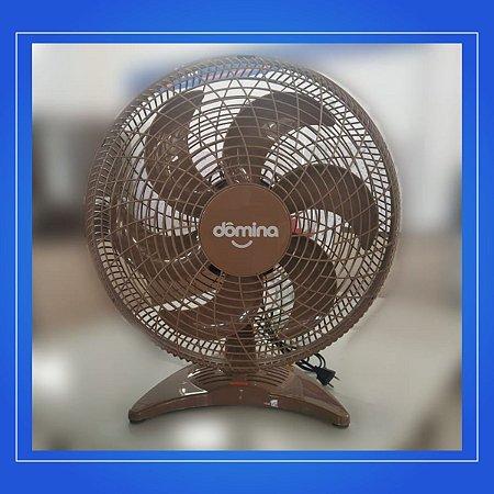Ventilador Mesa 50 cm Neo 200W Cappuccino-Dômina