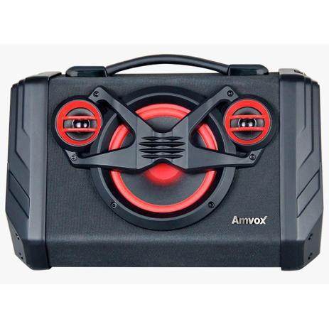 Caixa de Som Amplificada Aca 110-Amvox