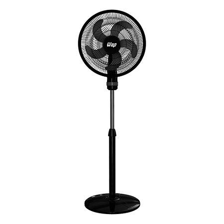 Ventilador Coluna 40cm Wap Rajada Turbo W130 220V Preto